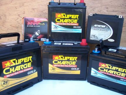 Batteries Supercharge